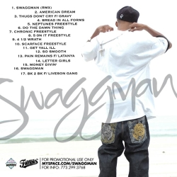 Co-Reed & Sickamore Swaggman Back Cover