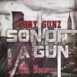 Cory Gunz Son Of A Gun Front Cover