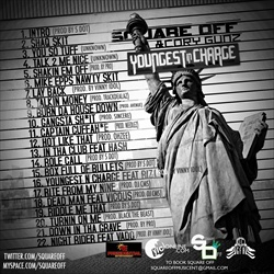Cory Gunz & Square Off Youngest In Charge Back Cover