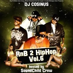 RnB 2 Hip-Hop Vol. 6 Thumbnail