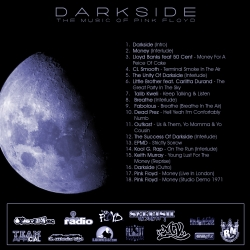 DJ Crazy Chris & Dub Floyd Tales From The Darkside Disc 2 Back Cover