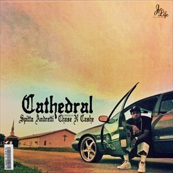 Curren$y Cathedral EP Front Cover