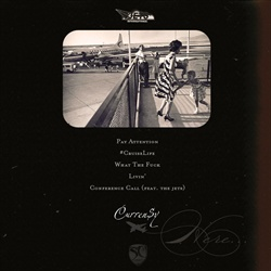Curren$y Here EP Back Cover