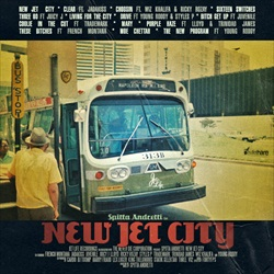 Curren$y New Jet City Back Cover