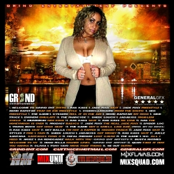 DJ Cutt Nice Bring The Heat Back Cover