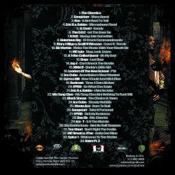 DJ Cutt Nice Bring The Heat Pt. 2 'The Classics' Back Cover