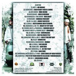 DJ Cutt Nice Bring The Heat Part 2 Back Cover