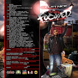 DJ Cutt Nice Focused From Coast 2 Coast Back Cover