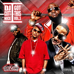 DJ Cutt Nice I Got This Vol. 3 Front Cover