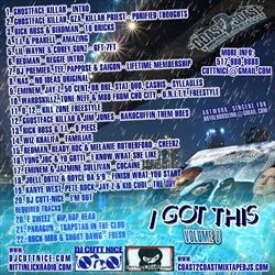 DJ Cutt Nice I Got This Vol. 8 Back Cover