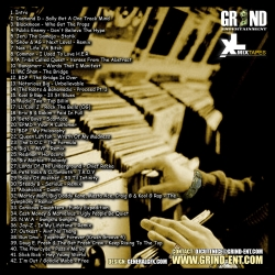 DJ Cutt Nice Looking For Classics Vol. 1 Back Cover