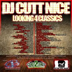 DJ Cutt Nice Looking 4 Classics Back Cover