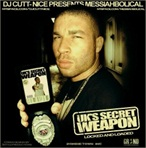 DJ Cutt Nice Presents Messiahbolical UK's Secret Weapon