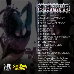 Da YoungFellaz The Reflection Back Cover