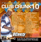 DJ DCeezy Club Crunk 10