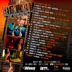 G-Mack Get Naked 'Club Crunk Edition' Back Cover