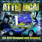 Attevocai LexTown Leanin' 2 (SCREWED & CHOPPED)