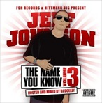 Jeff Johnson The Name You Know Vol. 3