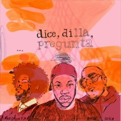 Dice Raw Dice Dilla Front Cover