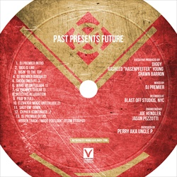 Diggy Past, Presents, Future Back Cover