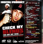 Digital Product Check My Blends Vol. 1
