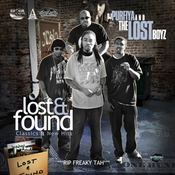 Lost And Found Mixtape Thumbnail