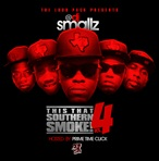 DJ Smallz This That Southern Smoke! Vol. 4