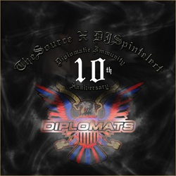 DJ Spintelect & The Source Best of Dipset Front Cover