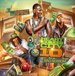 DJ Spinz Heart of The City 10