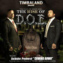 The Fall Of John Doe...The Rise Of D.O.E. Thumbnail