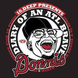 10.Deep & Donnis Diary Of An Atlanta Brave Front Cover