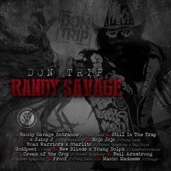 Don Trip Randy Savage Back Cover