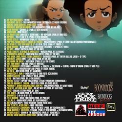 Dub Floyd Hip Hop Docktrine 3: The Final Chapter Back Cover