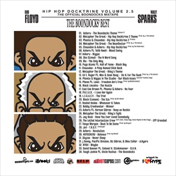Dub Floyd & Wally Sparks Hip Hop Docktrine 2.5 (The Boondocks Best) Back Cover