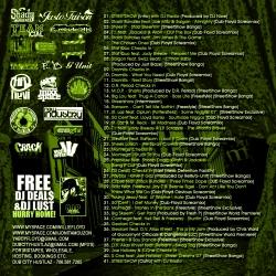 Dub Floyd Street Show Back Cover