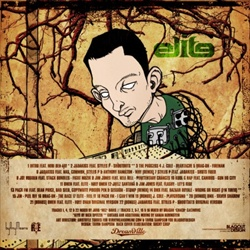 Elite The Ground Work Back Cover