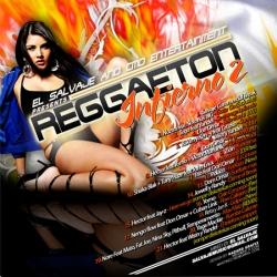 El Salvaje Reggaeton Infierno 2 Back Cover