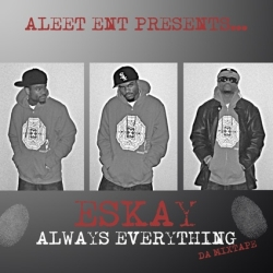 EsKay Always Everything Front Cover