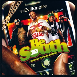 Evil Empire Be South 20 Front Cover