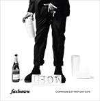 Fashawn Champagne & Styrofoam Cups
