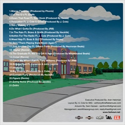 Fashawn Higher Learning 2 Back Cover