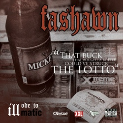 DJ Green Lantern & Fashawn Ode To Illmatic Front Cover