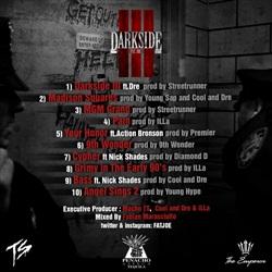 Fat Joe The Darkside 3 Back Cover