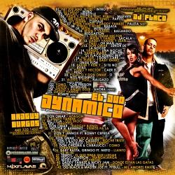 DJ Flaco y BadGuy Burgos El Duo Dynamico Back Cover