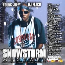 Young Jeezy Snowstorm Mixtape Thumbnail