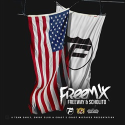 Freeway & Scholito Freemix Front Cover