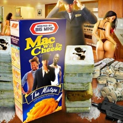 French Montana Mac Wit Da Cheese Front Cover