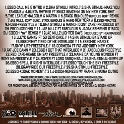 DJ Gooch I'm On My New York Sh*t Back Cover