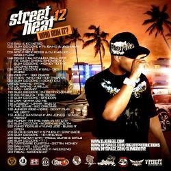 Greg G Street Heat 12 Back Cover