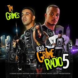 Grime Family Gang 83.0 Grime Radio 5 Front Cover